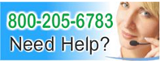 800-205-6783 LIVE HELP